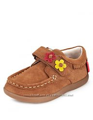 Замшевые туфли мокасины Marks&Spenser