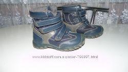 Фирменные ботинки демисезонные, Mothercare, размер 21, 5, по стельке 14 см