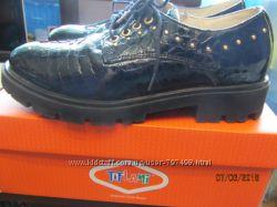 Стильны туфли для девочки р. 36 Турция