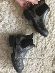 Крутые ботинки на девочку