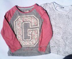 Наши фирменные регланы и футболки George, TU, Ch. Place  Marks&Spenser р. 3