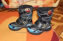 Сапоги зимние ботинки Hot Wheels 28 размер