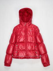 Зимняя пуховая куртка united colors of benetton