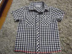 Рубашка для мальчика 3-4-5 лет