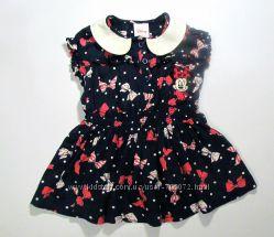 Стильное платье Disney, 3-9 мес.