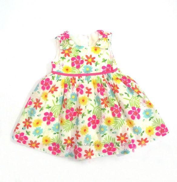 Цветочное платье Mothercare, 3-6 мес.