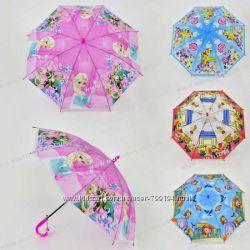 Детский зонт с мульт героями