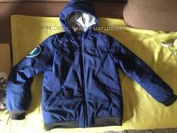 куртка adidas original 140p 9-10лет