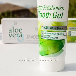 Зубные пасты Алоэ Вера от компании LR