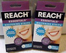 Отбеливающие полоски для зубов  Reach whitening strips