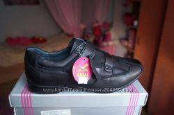 Туфли для мальчика, новые, черные, размеры 32, 35, 36, 37, 38, 39