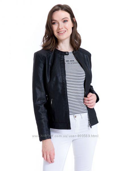 Куртка женская  кожаная Турция S M L XL, XXL, 3XL, 44 46 48 50, 52, 54,  56
