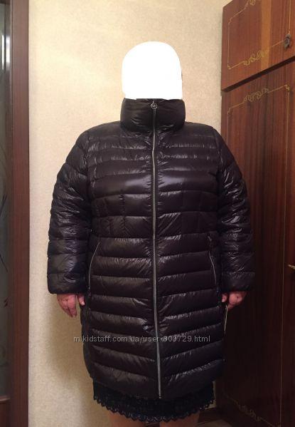 Невесомый пуховик Michael Kors 3X Оригинал