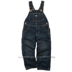 Комбинезон джинсовый на 6мес. OshKosh