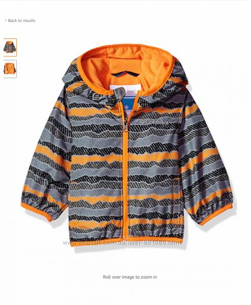 Нова куртка Columbia оригінал