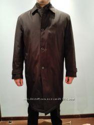 Утепленный плащ пальто stones