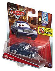 Машинки Тачки 2 серии Cruisin Tokyo