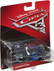Jackson Storm тачки Mattel Cars