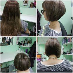 Мастер парикмахер. Стрижки и окрашивание волос. Продажа проф косметики