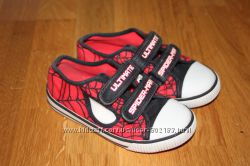 Мокасины George Spider-men размер 10 на 27 17, 2 см по стельке