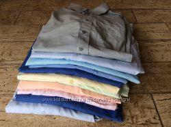 Оригинал, как новые Рубашки фирменные Pierre Cardin 45-46 р