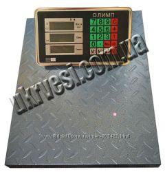 Весы товарные напольные Олимп 102-B 300 кг