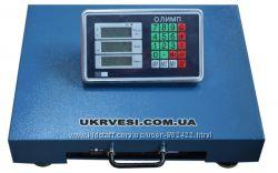 Весы товарные беспроводные Олимп TCS-R3 600 кг