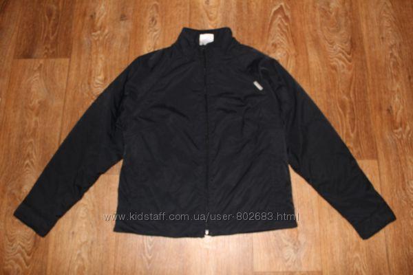 Демисезонная теплая куртка Reebok. Размер M-L. 40-42. Оригинал.