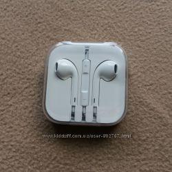 Наушники Apple EarPods оригинал новые