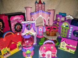 Фирменные домики, будинки для ляльок, Книга-Дом Ever After high, отель Пинито