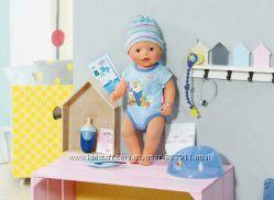 Оригинал   Пупс Baby Born Очаровательный малыш 822012 от Zapf Creation