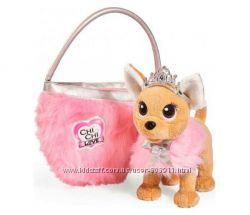 Собачка c сумочкой Chi Chi Love Принцесса Красоты оригинал Simba 5893126