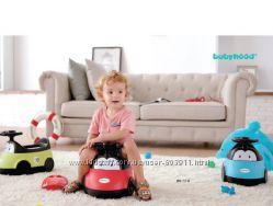 Горшок Babyhood BH-116 в форме машинки