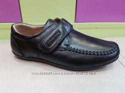Кожаные классические туфли Kangfu C755