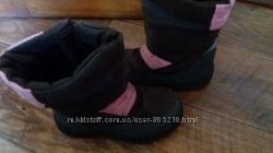 Зимние сапожки для девочки ARIAL 28 размер 18см стелька