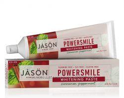Зубные пасты натуральные органические Jason США