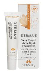 Линия по уходу за проблемной кожей лица Derma E США
