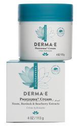Крем для ухода за раздраженной кожей и при псориазе, Derma E США