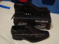 туфли для мальчика школьные