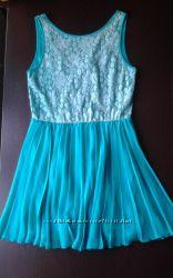 Новое нежное шифоновое платье Love H-81 США на наш 42