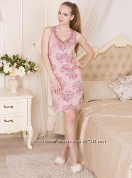 Сорочка ночная 617 коллекция Rose Garden