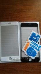 Защитное стекло 3D для Apple iPhone 7 plus