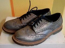 Туфли оксфорды размер 39