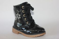 Демисезонные ботинки Шалунишка