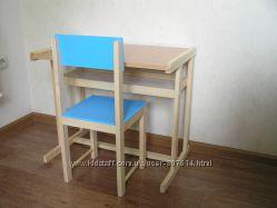 Парта деревянная  от производителя