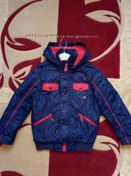 Демисезонная курточка Бемби