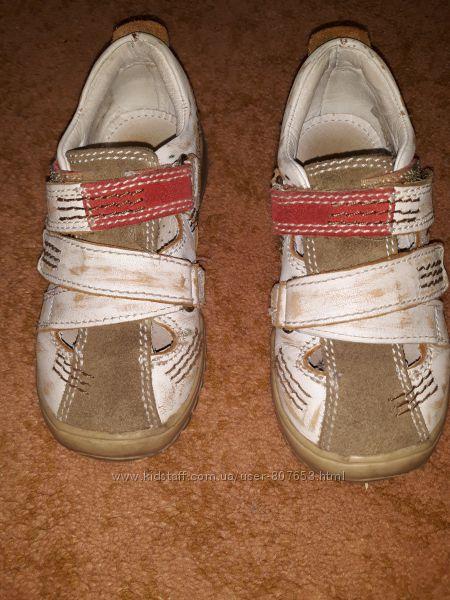 Кожаные туфли Andre