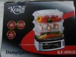 Пароварка Krauff kf0501 e