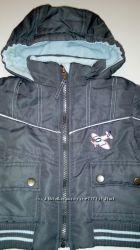 Курточка демисезонная на флисовом подкладе