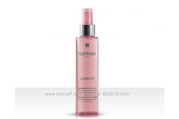 Ополаскиватель для сияния и блеска волос Rene Furterer Lumicia Illuminatin